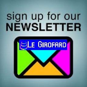 Lancement de la Newsletter Girofard mars-avril 2017
