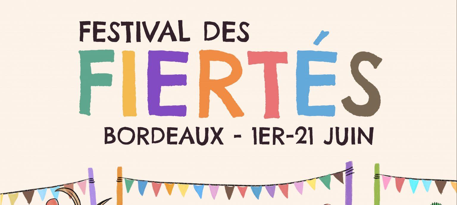 [festival des fiertés] Programme du festival des fiertés 2021